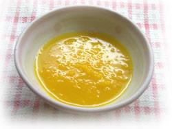 初期の簡単スープのレシピ