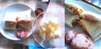 離乳食ランチプレートのレシピ